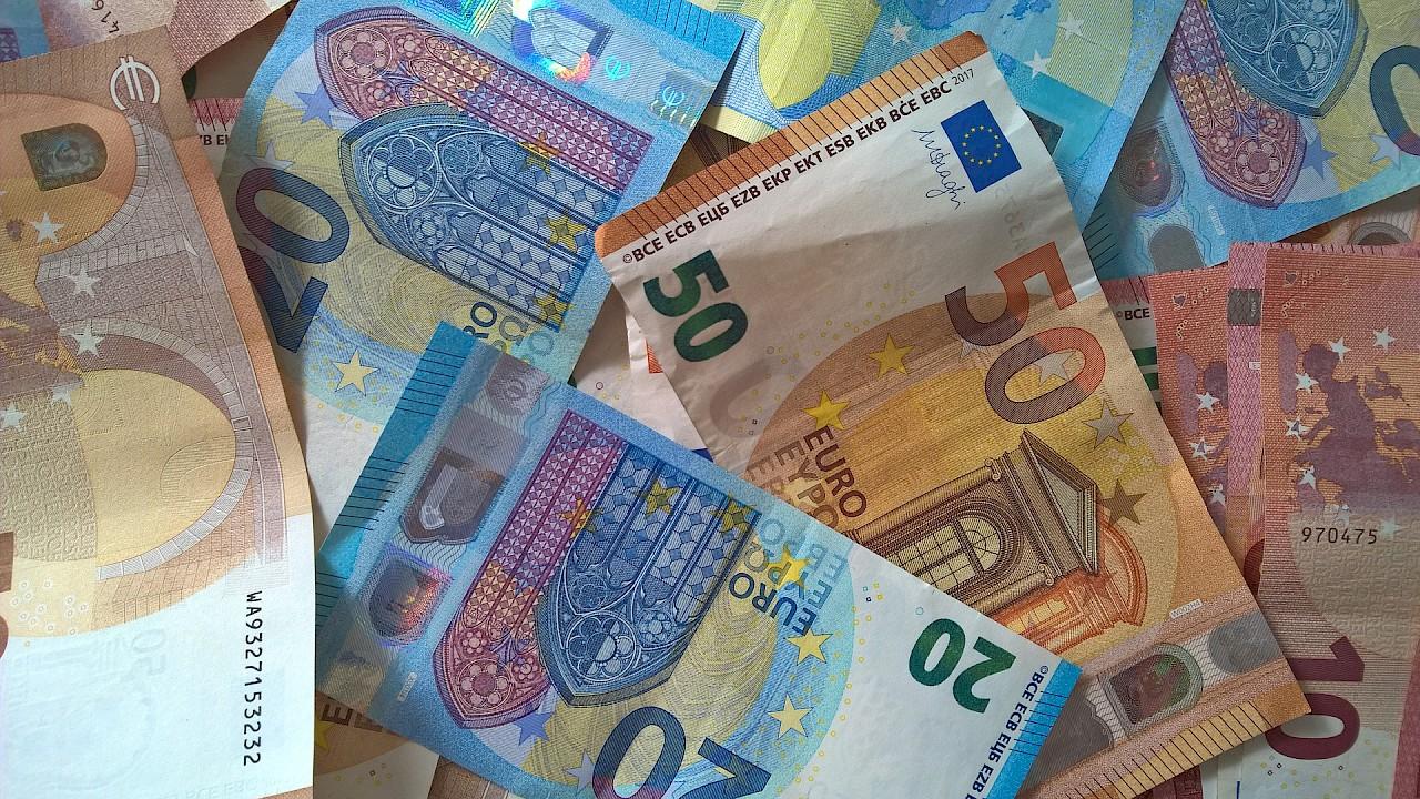 Neuss erhält 2020 voraussichtlich 12,3 Mio. € vom Land (Foto: Pixabay / Christoph Meinersmann)