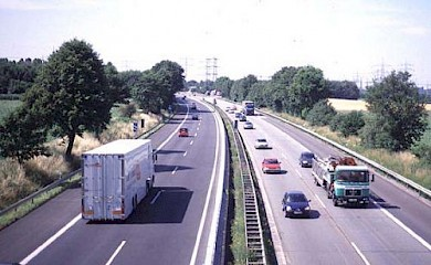 Bongards und Geerlings kritisieren Pläne, A57-Auffahrt Büttgen langfristig zu sperren