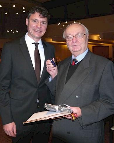Dr. Jörg Geerlings MdL; Dr. Heinz Günther Hüsch