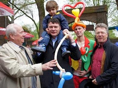 CDU feiert traditionelles Kinderbauernhoffest