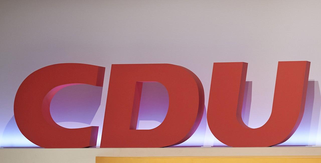 CDU-Wahlkampfauftakt am 2. April (Foto: www.cdu.de / Laurence Chaperon)