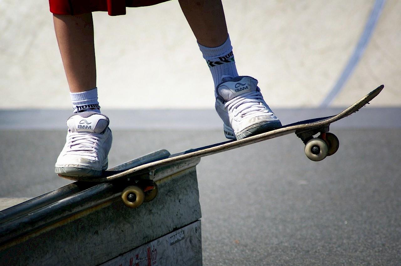 Skatepark muss kommen – Stadtverwaltung muss ihre Hausaufgaben machen! (Foto: www.pixelio.de / Christian v.R.)