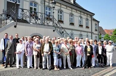 50 Neusser zu Besuch in Lippstadt