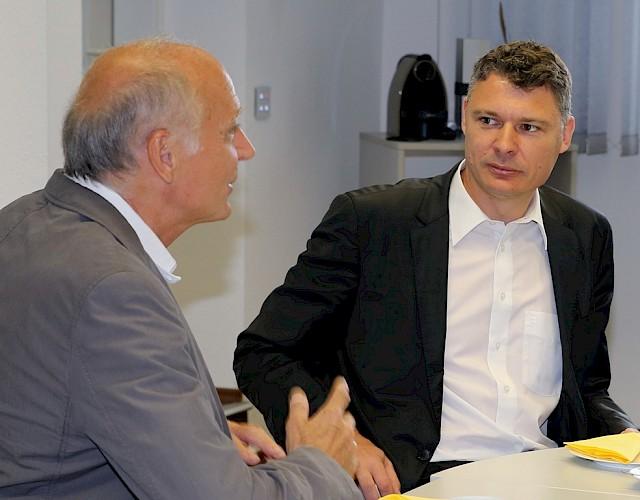 Wilhelm Prechters und Dr. Jörg Geerlings