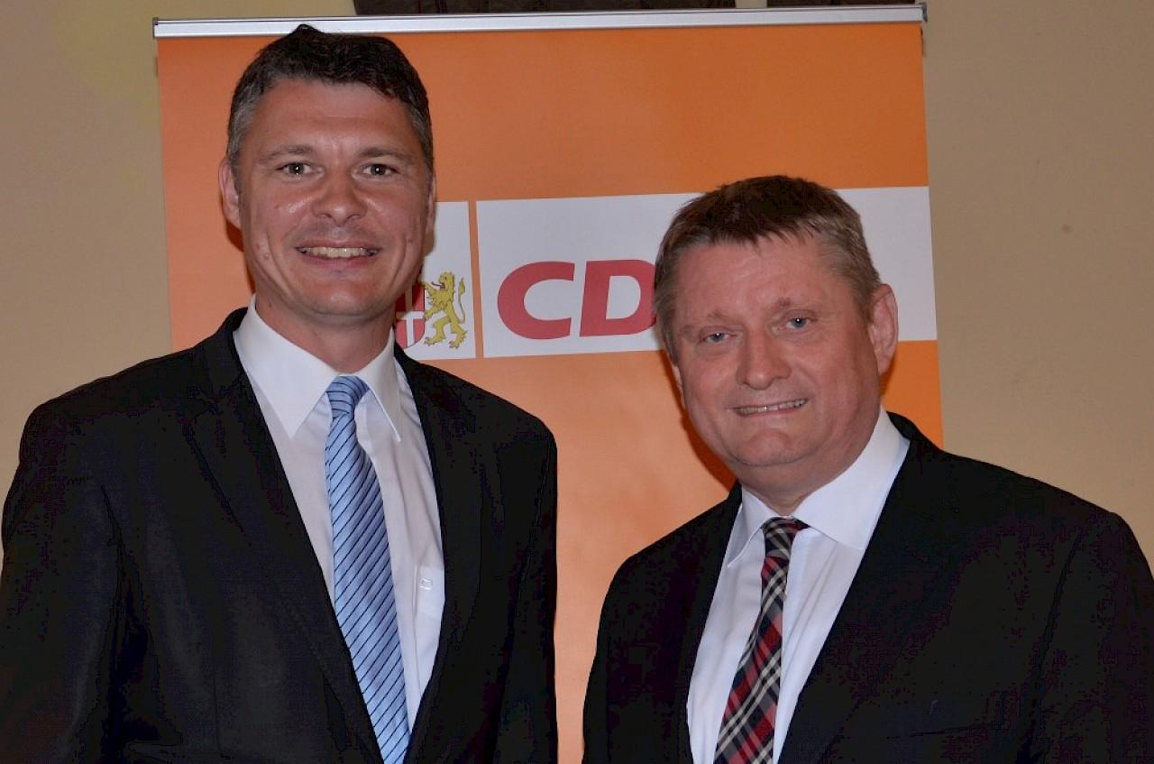 CDU Neuss nominiert Gröhe als Bundestagskandidaten