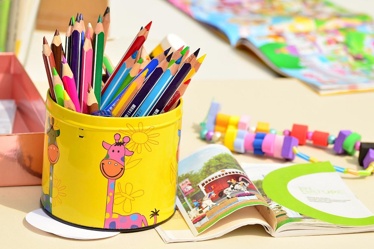 CDU und Grüne führen OGS in die Zukunft  - Engpässe in der Nachmittagsbetreuung an den Grundschulen müssen beseitigt werden (Foto: Pixabay)