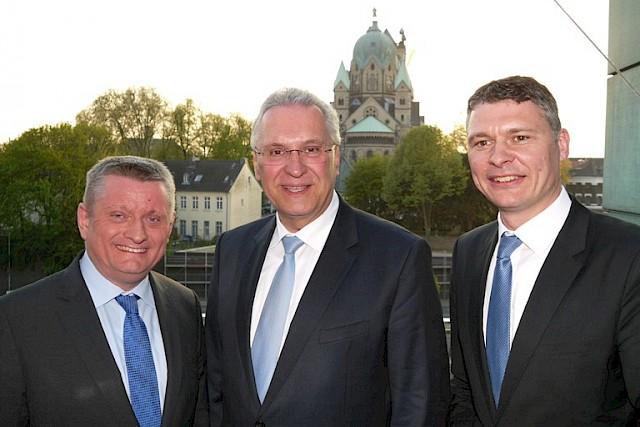 Mitreißende Rede des bayerischen Innenministers Herrmann in Neuss