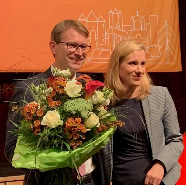 Jan-Philipp Büchler ist der Bürgermeisterkandidat der CDU Neuss