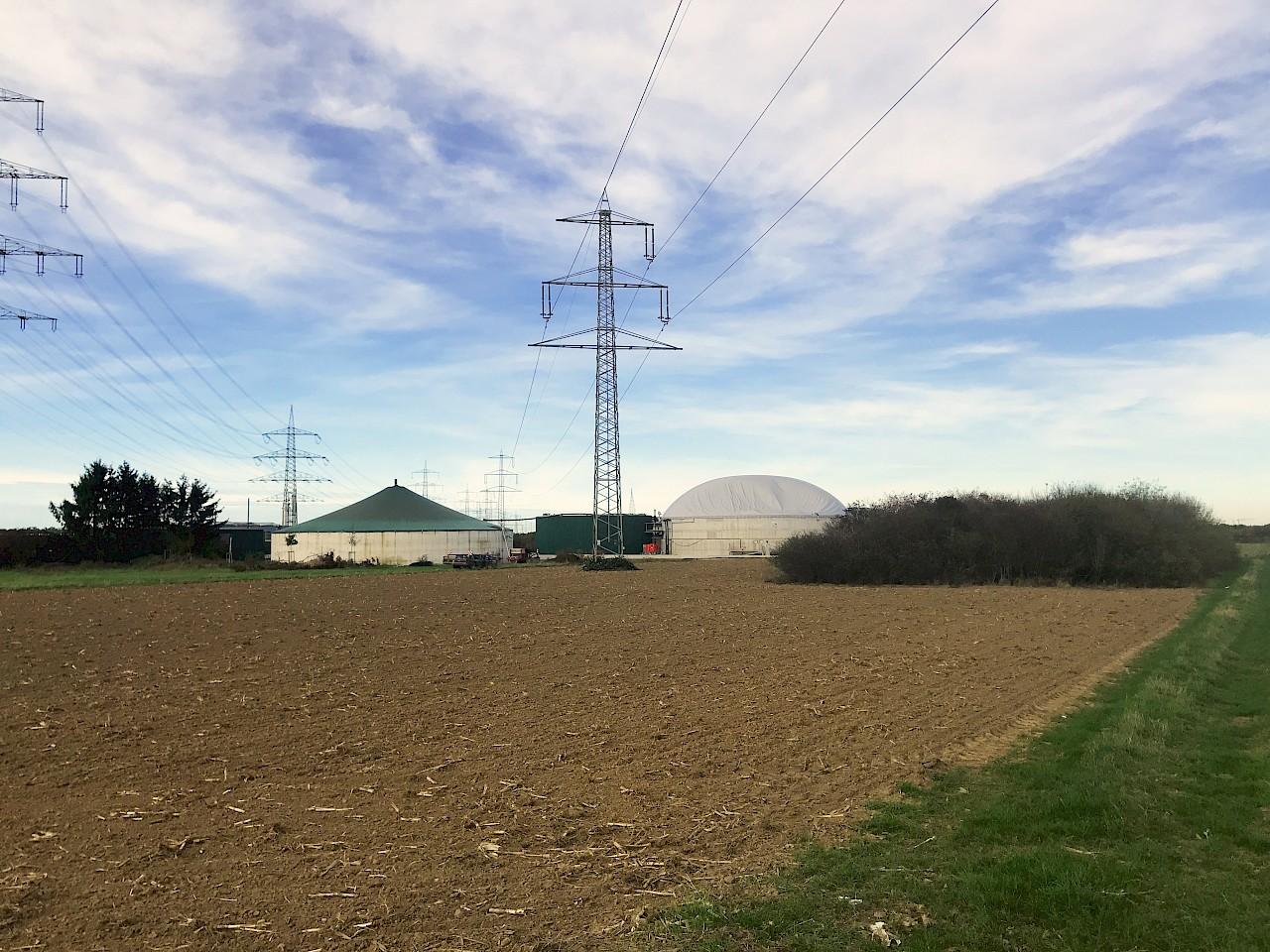 Klimafreundliche Mobilität: CDU unterstützt Biogastankstelle in Hoisten