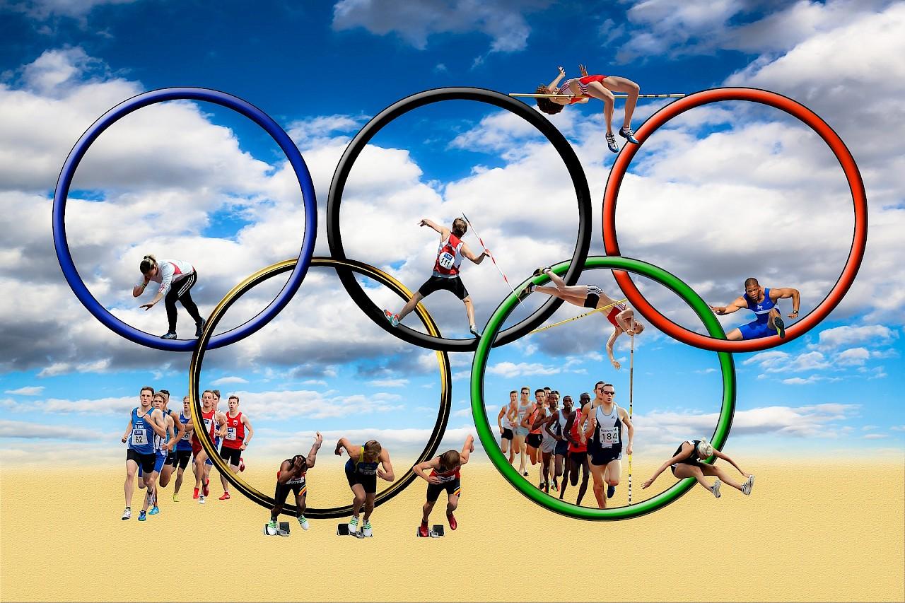Neusser Olympia-Engagement nimmt Fahrt auf (Foto: pixabay)